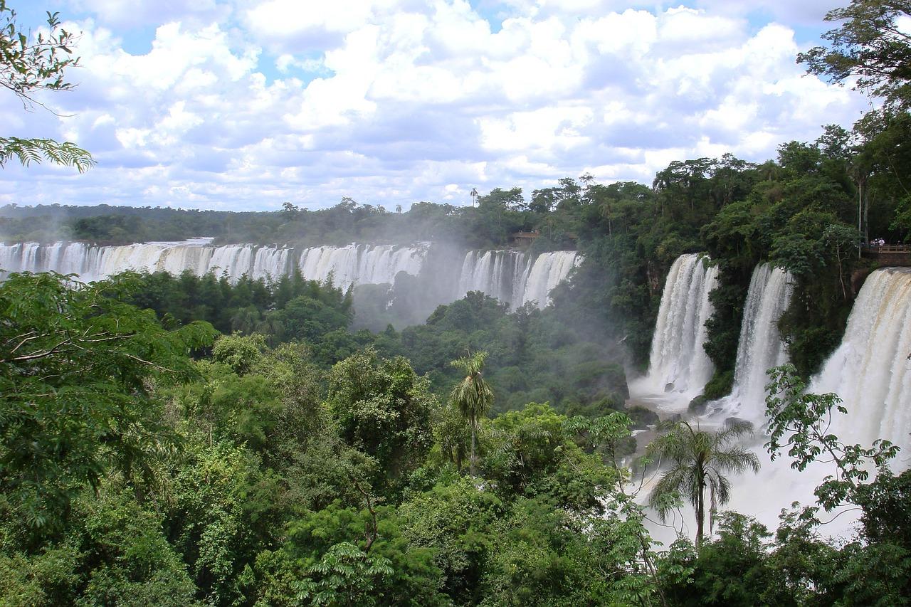 Paraguay Iguazú
